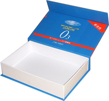 rigid boxes with flap lid