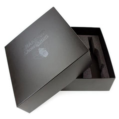 luxury rigid retail boxes