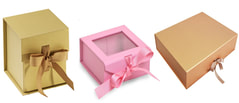 foldable gift boxes